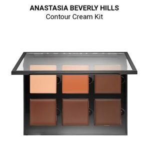 NIB Anastasia Beverly Hills Contour Cream Kit